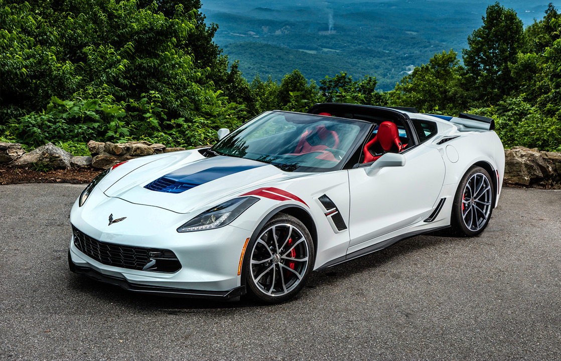 image article Corvette Grand Sport : le retour d'une appellation de légende