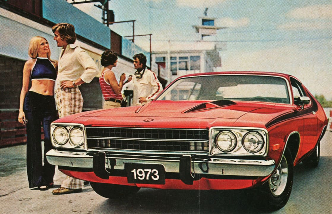 image article Plymouth Road Runner, aucun coyote ne l'arrêtera !