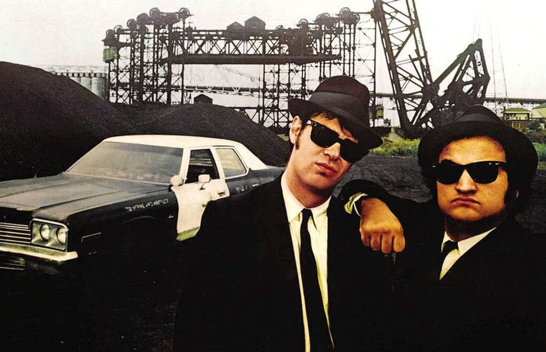 image article The Blues Brothers
