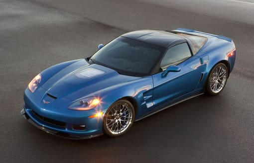 image article Chevrolet Corvette VII, the return of the shark at an affordable price
