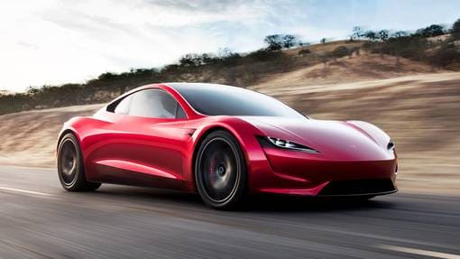 image article The 2020 Tesla Roadster, the promise of a super-powerful electric supercar